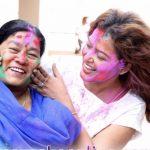 Check Out Nepali Celebrities' Holi Photos