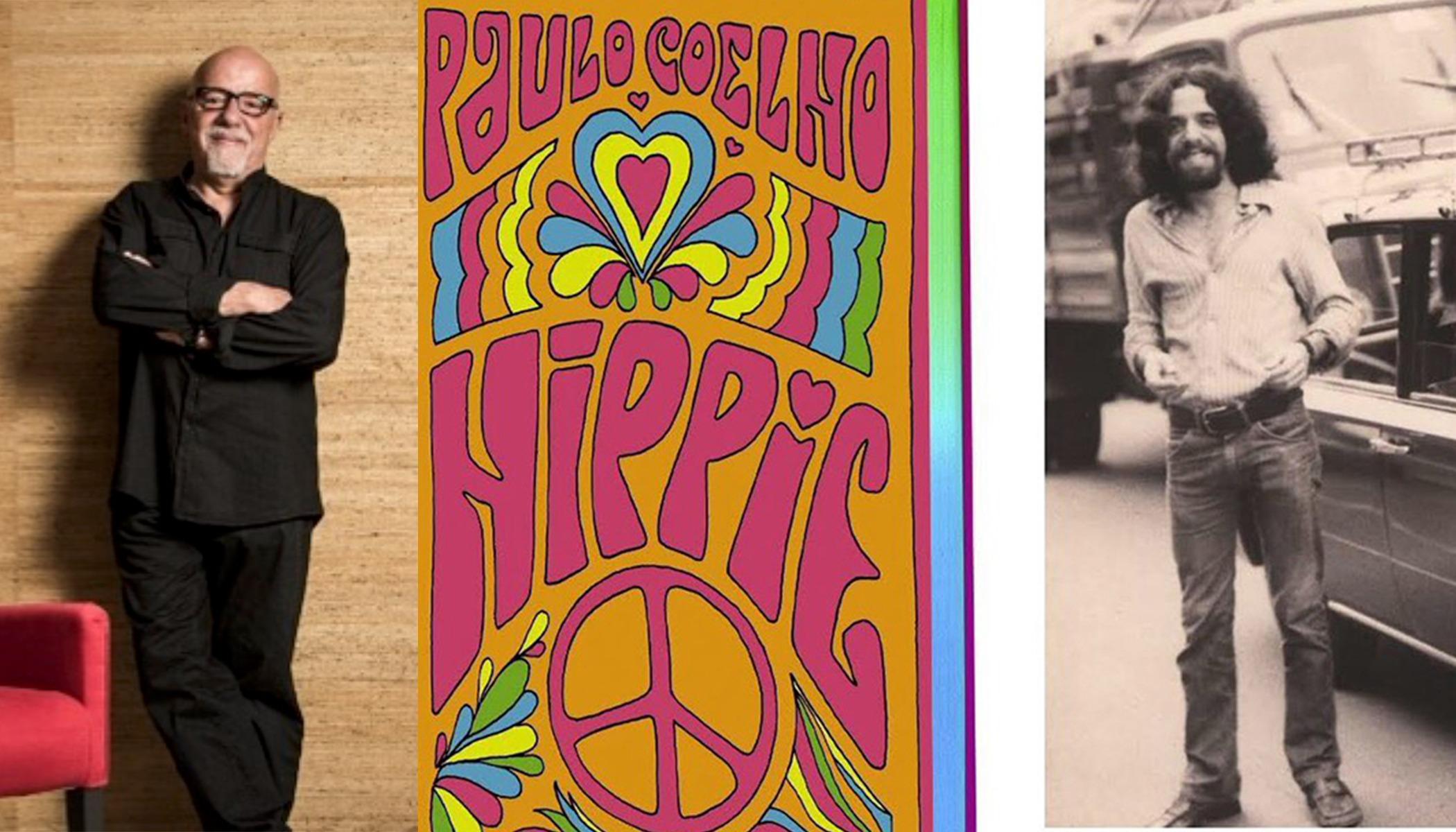 Resultado de imagen para Paulo Coelho hippie