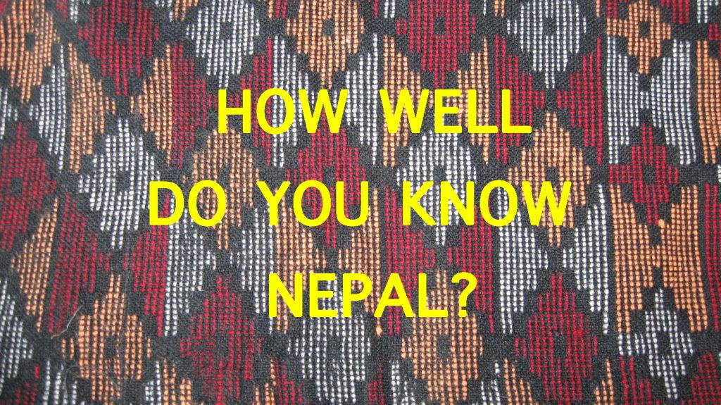Only A True Genius Can Ace This Nepal Trivia Quiz
