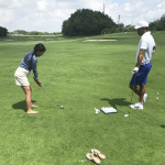 This Nepali Golfer Got Private Lessons From Tiger Woods