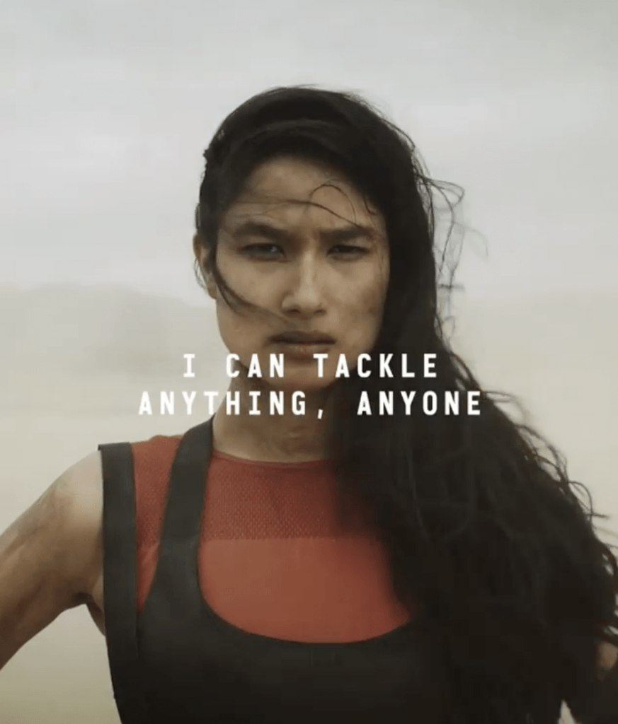 Check Out This Nike Women Ad Featuring A Nepali Model