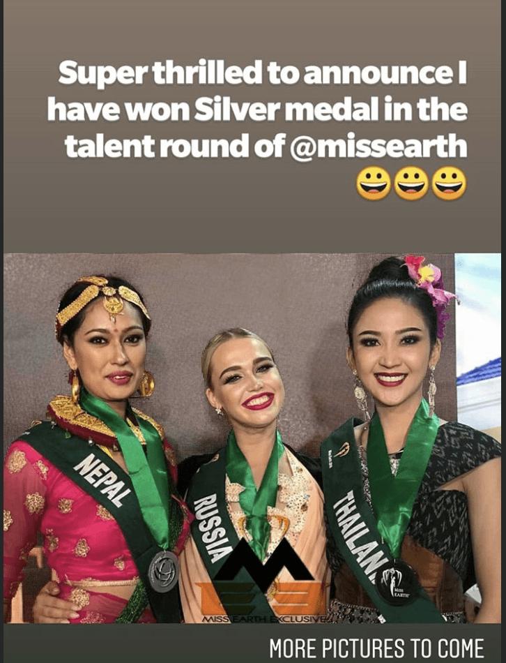 Miss Nepal 2018