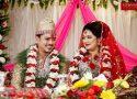 Barsha Raut wedding