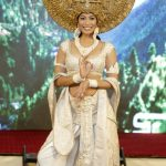 Nagma Shrestha Looks Like a Goddess In The Official Miss Nepal Universe National Costume