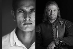 Arpan Thapa and Ned Stark