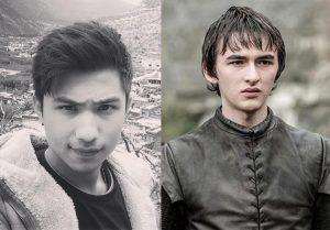 Anmol KC and Bran Stark