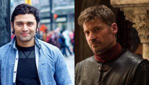 Raj Ballav Koirala and Jamie Lannister