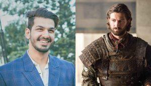 Saruk Tamrakar and Daario Naharis
