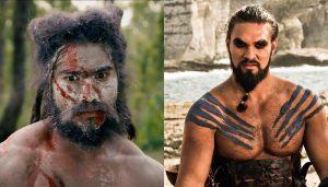 Saugat Malla and Khal Drogo