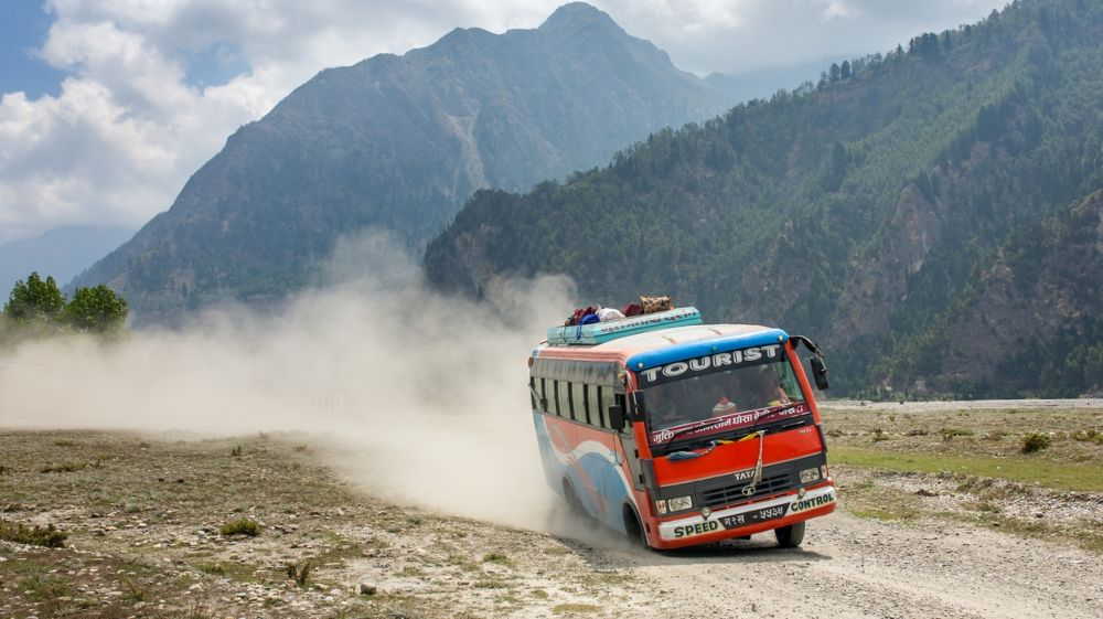 Kathmandu-Pokhara Named One Of Most Beautiful Bus Rides By Lonely Planet